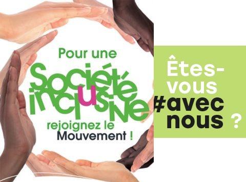 Adapei: pour une societe inclusive rejoignez le mouvement!